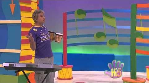 Hi-5 Series 10, Episode 5 (Imagination)