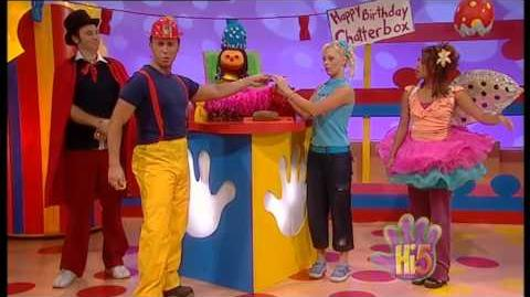 Hi-5 Series 4, Episode 23 (Around the world and celebrations)