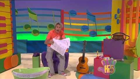 Hi-5 Series 10, Episode 26 (Wild and wacky)