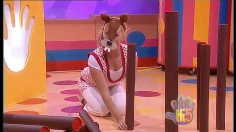 Hi-5 Series 7, Episode 33 (Animals)