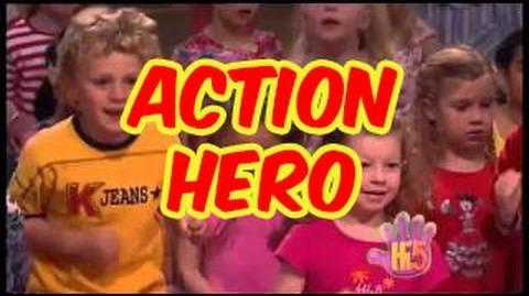 Action Hero - Hi-5 - Season 7 Song of the Week