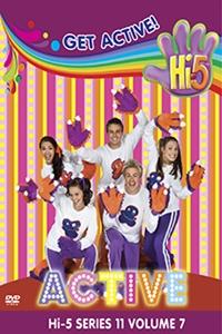 Hi-5 Happy Monster Dance Episodes