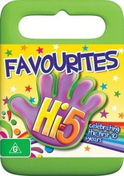 Favourites dvd