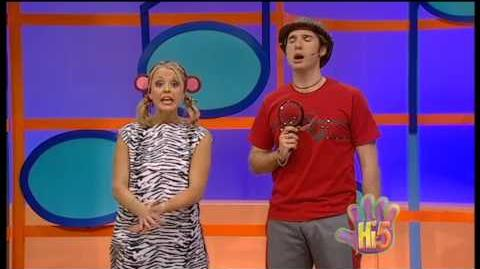 Hi-5 Series 3, Episode 37 (Detectives)