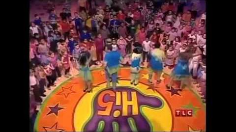 Hi-5 USA - Feel The Beat