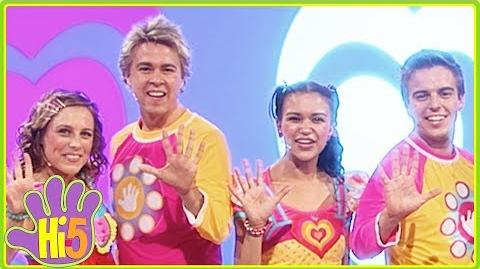 Hi-5 Series 11, Episode 6 (Teams)