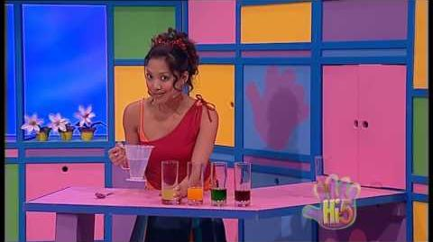 Hi-5 Series 5, Episode 45 (Experiments)