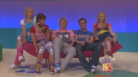 Hi-5 Series 10, Episode 31 (Future)