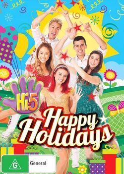 Happy Holidays dvd