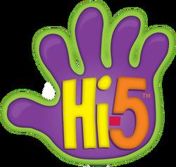 Logo hi5 2017 original ID