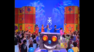 Hi-5 Robot Number 1 USA 9