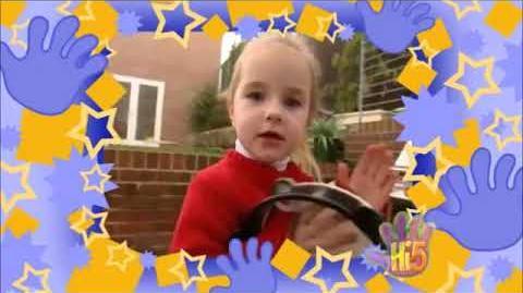 Hi-5 UK Series 1, Episode 25 (Silly music)
