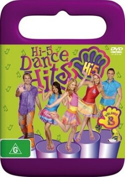 DVD Dance Hits Volume 3