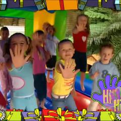 Frame For Children Series 7, Wonderful Week