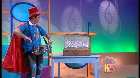 Hi-5 Series 9, Episode 30 (Circus)