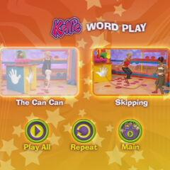 Word Play Segments