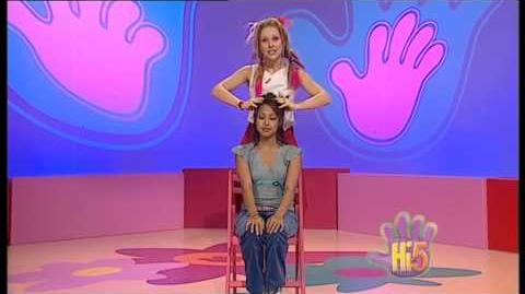 Hi-5 Series 4, Episode 4 (Head)