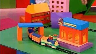Shaun's Train