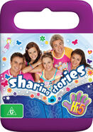 Sharing Stories dvd 1