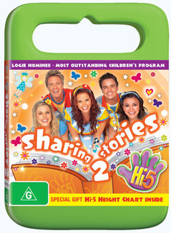 Sharing Stories dvd 2