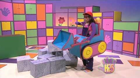 Hi-5 Series 10, Episode 2 (Dress ups)