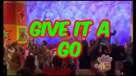 Give it A Go - Hi-5 - Season 4 Song of the Week