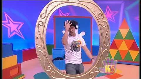 Hi-5 Series 8, Episode 9 (Weird is good)