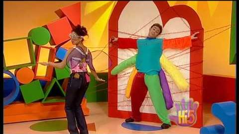 Hi-5 Series 3, Episode 23 (Pretending to be animals)