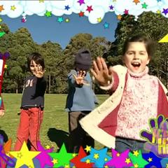 Frame For Children Series 8, Wondering Week