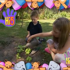 Frame For Children Series 5, Family Week