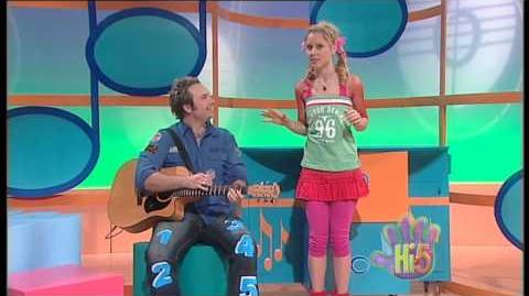 Hi-5 Series 9, Episode 11 (Body language)