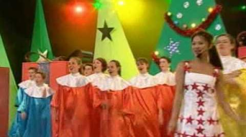Hi-5 Xmas Concert 2002 - Mary's boy child