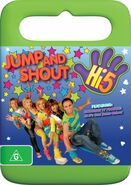 Jump And Shout dvd