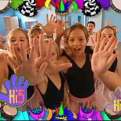 Frame For Children Series 5, Festivals Week