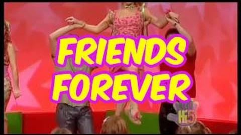 Friends Forever - Hi-5 - Season 3 Song of the Week