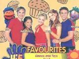 Series 3 - Favourites: Games and Toys/Food (Video CD)