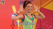 Lauren Stop, Look, Listen