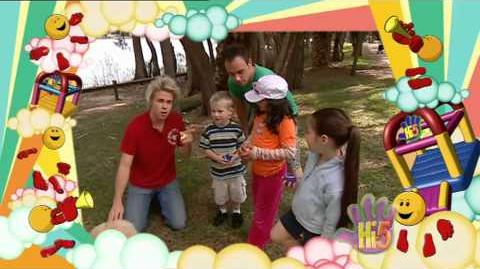 Hi-5 Series 10, Episode 29 (Exploring and finding out)