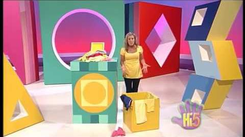 Hi-5 UK Series 1, Episode 4 (Jobs)