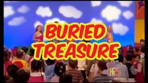Buried Treasure - Hi-5 - Season 3 Song of the Week
