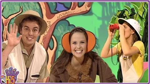 Hi-5 Series 11, Episode 1 (On safari)