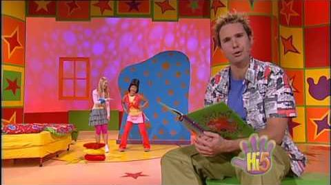 Hi-5 Series 6, Episode 10 (Big dreams)