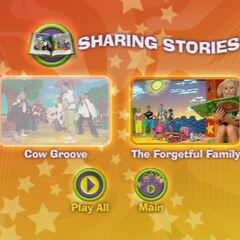 Sharing Stories Segments
