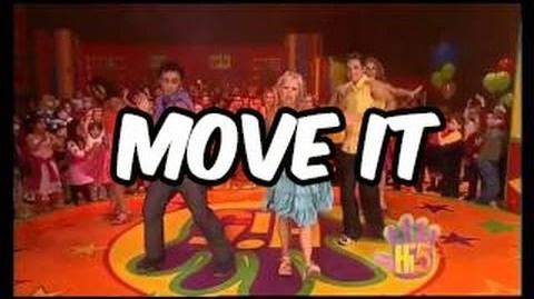 Move It - Hi-5 - Season 4 Song of the Week