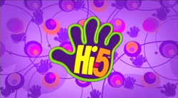 Hi-5 logo 2006-08 screen version