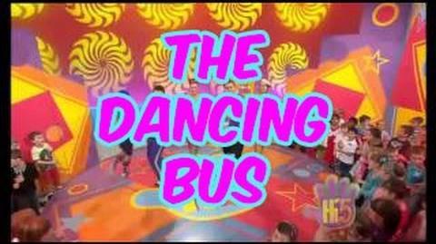 The Dancing Bus - Hi-5 - Season 12 Song of the Week