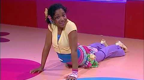 The Unaired of Hi-5 USA Series 3 Yasmeen Salute to the Sun
