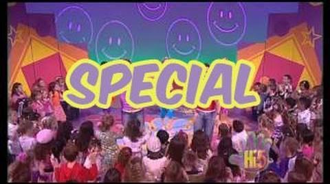 Special - Hi-5 - Season 8 Song of the Week