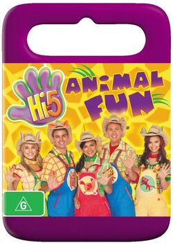Animal Fun dvd