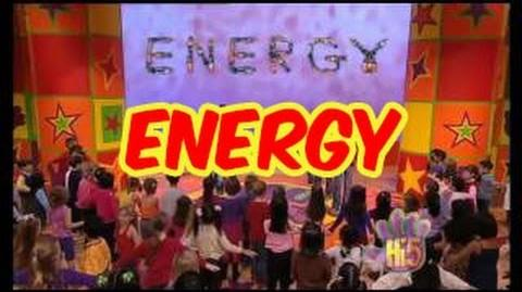 Energy - Hi-5 - Season 4 Song of the Week